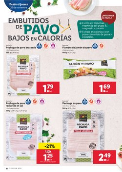 Ofertas de Productos dietéticos en Lidl