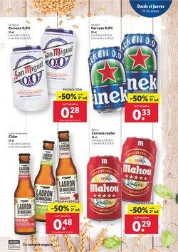 Ofertas de Heineken en Lidl
