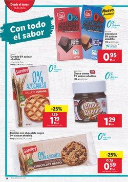 Ofertas de Chocolate negro en Lidl