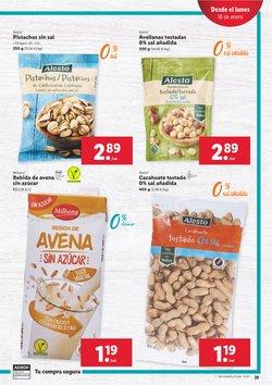 Ofertas de Cereales Corn Flakes en Lidl