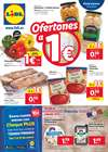 Ofertas de Hiper-Supermercados en el catálogo de Lidl en Alagón ( Caduca hoy )