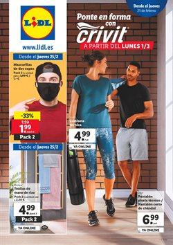 Catálogo Lidl ( Publicado ayer)