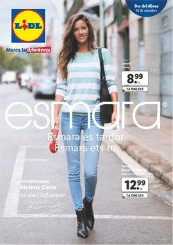 Ofertas de Ropa, Zapatos y Complementos en el catálogo de Lidl ( 4 días más)