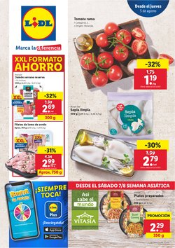 Ofertas de Hiper-Supermercados en el catálogo de Lidl ( Publicado hoy)