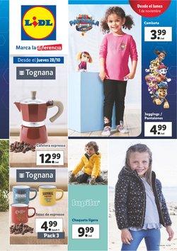 Ofertas de Juguetes y Bebés en el catálogo de Lidl ( 6 días más)