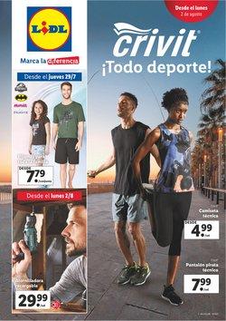 Ofertas de Ropa, Zapatos y Complementos en el catálogo de Lidl ( Caduca hoy)