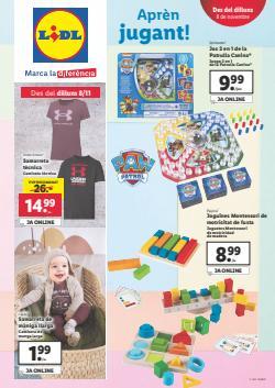 Ofertas de Lidl en el catálogo de Lidl ( Publicado hoy)