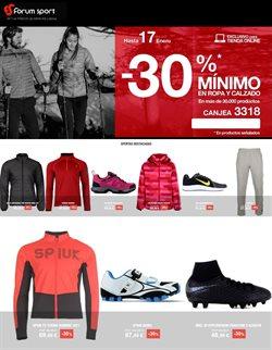 Ofertas de Forum Sport  en el folleto de Bilbao
