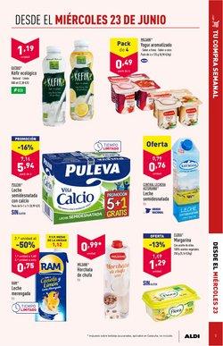 Ofertas de Puleva en el catálogo de ALDI ( 7 días más)