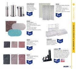 Ofertas de Textil  en el folleto de Aldi en Castellón de la Plana
