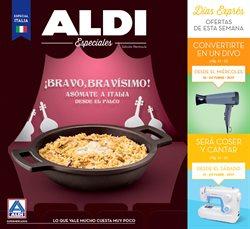 Ofertas de Hiper-Supermercados  en el folleto de Aldi en Tudela