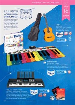 Ofertas de Instrumentos musicales  en el folleto de Aldi en Madrid