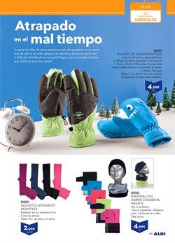 Ofertas de Pantalones mujer  en el folleto de Aldi en Madrid