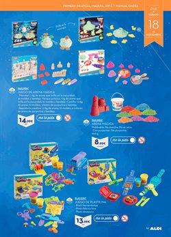Ofertas de Play-Doh  en el folleto de Aldi en Madrid