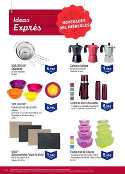 Ofertas de Pequeños electrodomésticos  en el folleto de Aldi en Alcalá de Henares