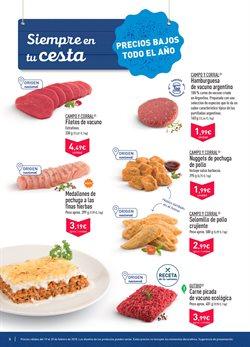Ofertas de Filetes de pollo  en el folleto de Aldi en Palamos