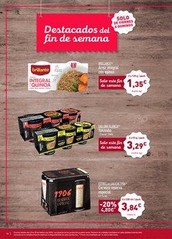 Ofertas de Cerveza  en el folleto de Aldi en Ávila