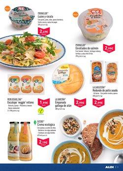 Ofertas de Pasta  en el folleto de Aldi en Madrid