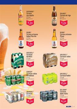 Ofertas de Voll-Damm  en el folleto de Aldi en Madrid