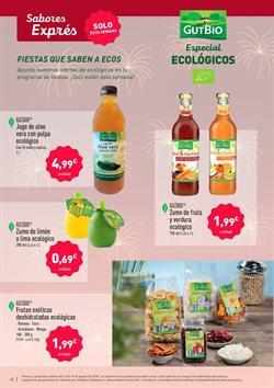 Ofertas de Productos naturales  en el folleto de Aldi en Plasencia