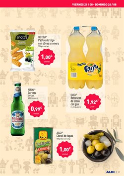 Ofertas de Cerveza  en el folleto de Aldi en León