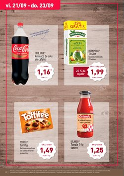 Ofertas de Coca-Cola  en el folleto de Aldi en El Puerto De Santa María