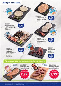 Ofertas de Paella  en el folleto de Aldi en Valencia