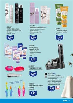 Ofertas de Crema hidratante  en el folleto de Aldi en Barcelona