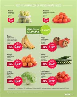 Ofertas de Naranjas  en el folleto de Aldi en Alcalá de Henares