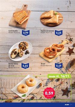 Ofertas de Bollería  en el folleto de Aldi en Madrid