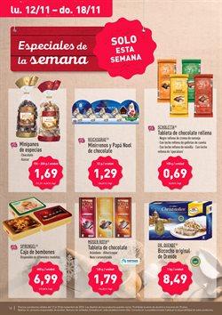 Ofertas de Bizcocho  en el folleto de Aldi en Chiclana de la Frontera