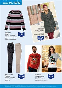 Ofertas de Ropa abrigo mujer  en el folleto de Aldi en Madrid