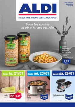 Ofertas de Aldi  en el folleto de Valencia