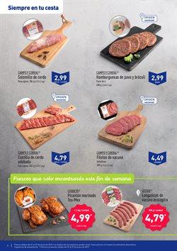 Ofertas de Solomillo de cerdo  en el folleto de Aldi en Madrid