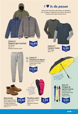 Ofertas de Paraguas  en el folleto de Aldi en Madrid