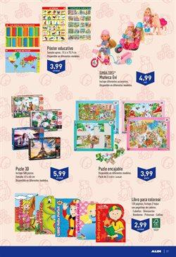 Ofertas de Muñecas  en el folleto de Aldi en Murcia