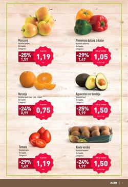 Ofertas de Manzanas  en el folleto de Aldi en Ronda