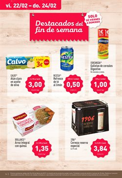Ofertas de Arroz integral  en el folleto de Aldi en Valencia