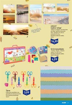 Ofertas de Manualidades  en el folleto de Aldi en Málaga