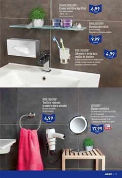 Ofertas de Accesorios para baño  en el folleto de Aldi en León
