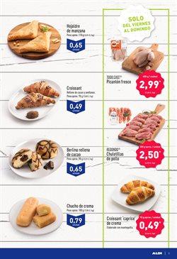 Ofertas de Pastelitos  en el folleto de Aldi en Algeciras