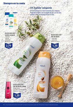 Ofertas de Crema corporal  en el folleto de Aldi en Granada