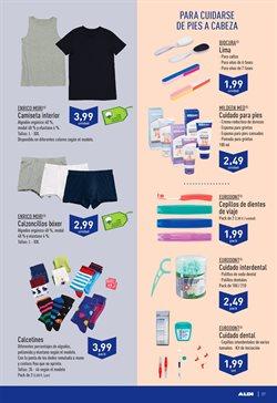 Ofertas de Calcetines  en el folleto de Aldi en Sevilla