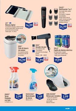 Ofertas de Máquina de afeitar  en el folleto de Aldi en Bilbao