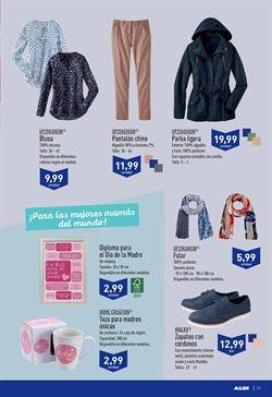 Ofertas de Blusa  en el folleto de Aldi en Terrassa