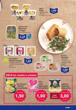 Ofertas de Gallina Blanca  en el folleto de Aldi en El Ejido