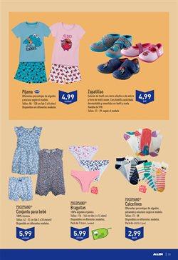 Ofertas de Pijama  en el folleto de Aldi en San Vicente del Raspeig