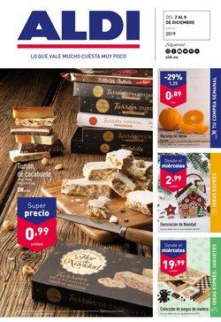 Ofertas de ALDI  en el folleto de Santander