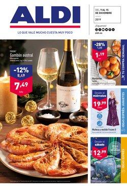 Ofertas de Hiper-Supermercados  en el folleto de ALDI en Palafolls