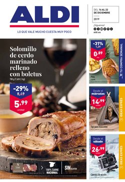 Ofertas de ALDI  en el folleto de Portugalete